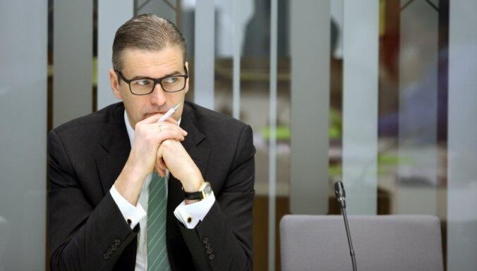 Bondars tāpat tiktu izslēgts no partijas, pārliecināts LRA valdes priekšsēdētājs