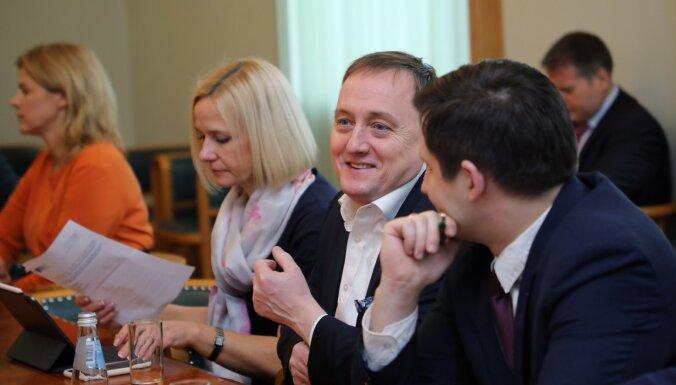 Valdība konceptuāli atbalstījusi FKTK pievienošanu Latvijas Bankai