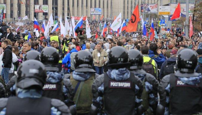 Метрополитен Москвы подал иск к организаторам митингов протеста
