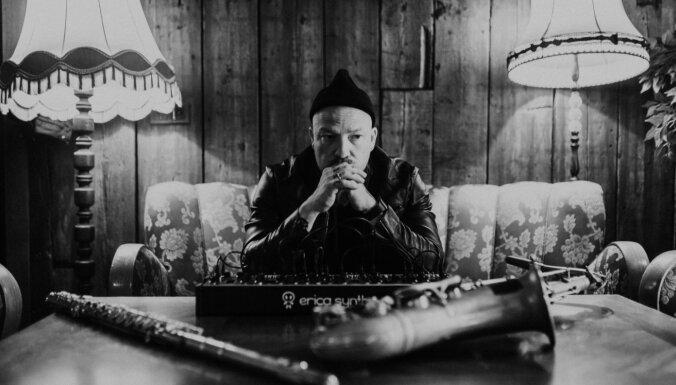 Deniss Paškevičs par godu Starptautiskajai džeza dienai publicējis jaunu mūzikas albumu