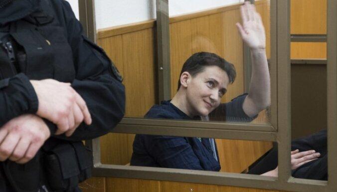Сейм осудил приговор в отношении Савченко