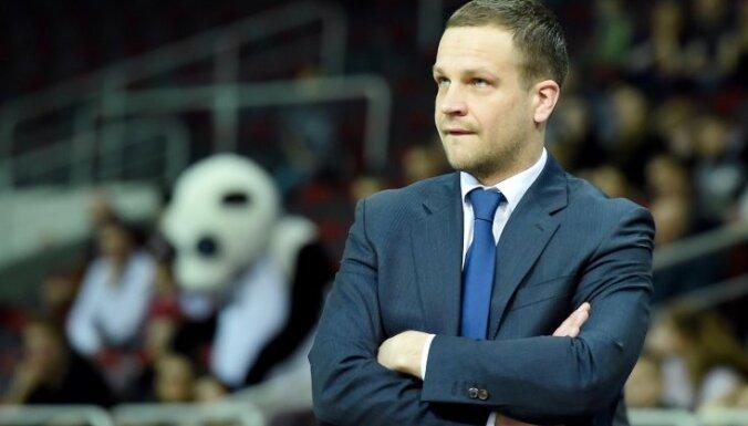 'VEF Rīga' galotnē zaudē 'Astana' vienībai Vienotās līgas spēlē un piedzīvo pirmo neveiksmi sezonā