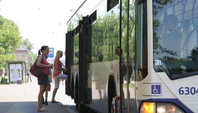 Рига: какими будут остановки общественного транспорта?