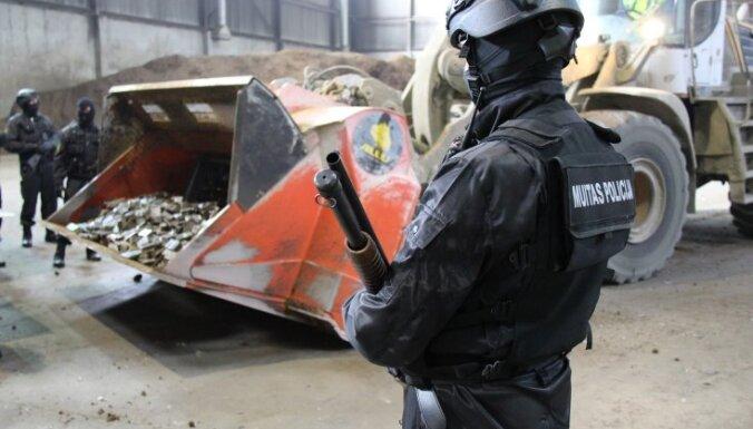 Lūdz sākt kriminālvajāšanu par lielāko hašiša kontrabandu Latvijas vēsturē