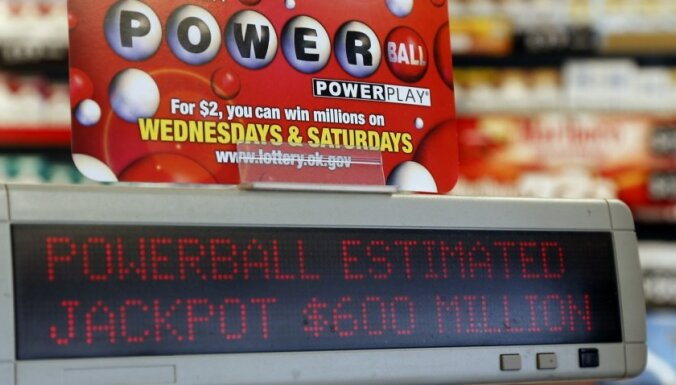 джекпот лотереи powerball