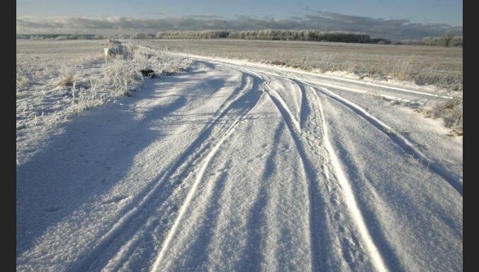 Условия езды зимой ухудшатся в основном на дорогах местного значения