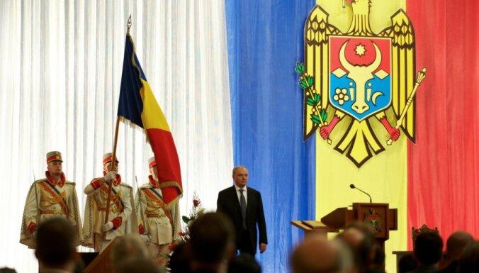 Государственным языком Молдовы объявлен румынский
