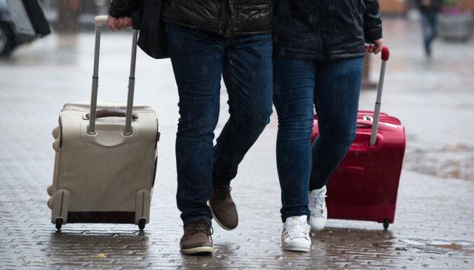 2019. gadā Latvijas tūristu mītnēs apkalpoto viesu skaits pieaudzis par 1,6%