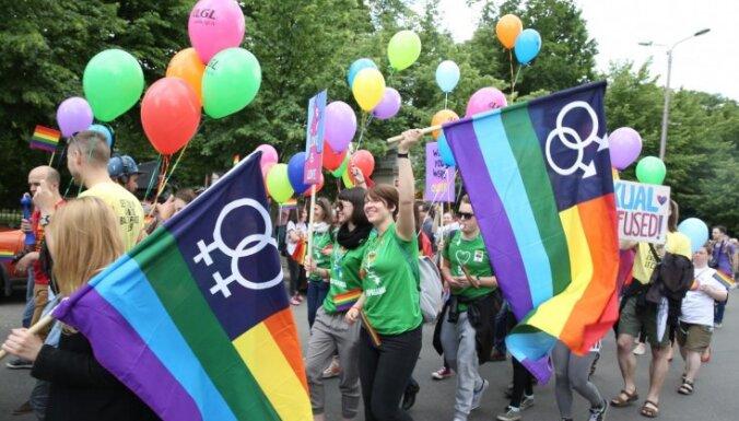 В Вильнюсе начинаются мероприятия Baltic pride
