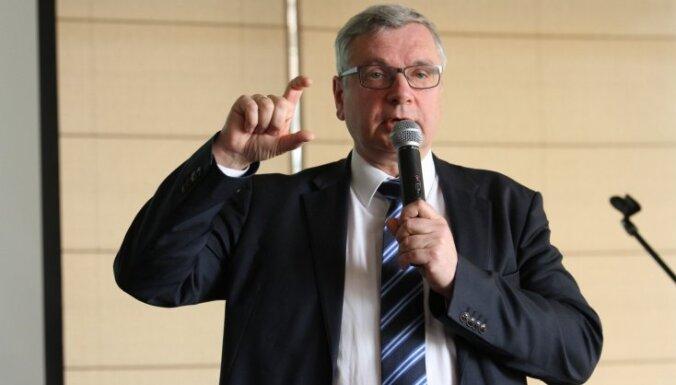 Шадурскис: школьная реформа нужна для создания единой политической нации