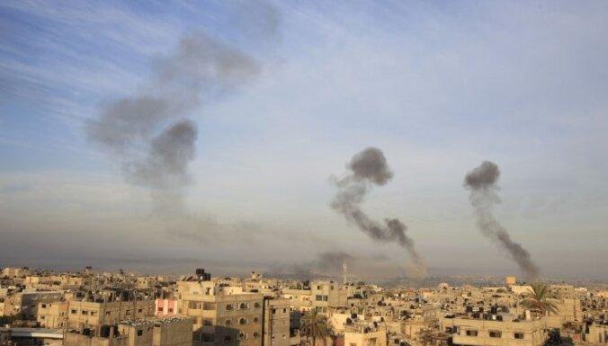 Дамаск сообщает об атаке Израилем сирийского аэродрома