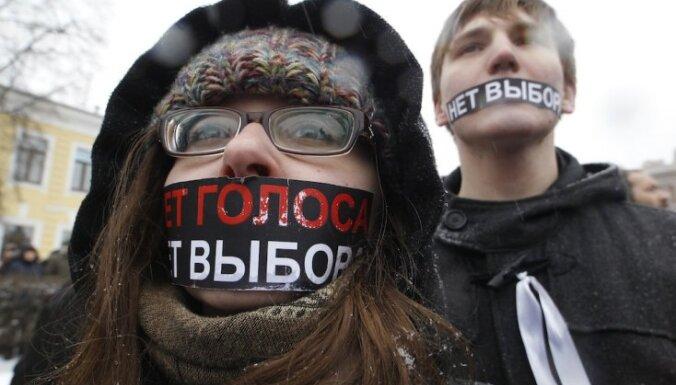 Krievu kopienas pārstāvji pēc referenduma prognozē 'krievu atmodu' un protestus