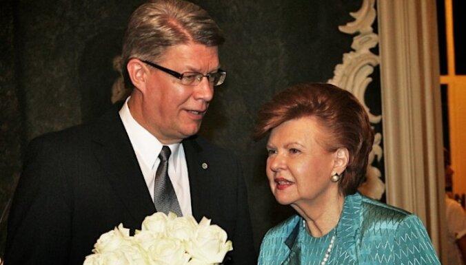 Bijušo prezidentu un Saeimas spīkeru klātbūtnē spriedīs par Valsts prezidenta aizvietošanu