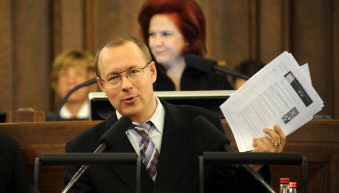 """Кабанов создал в Сейме """"группу поддержки лата"""""""