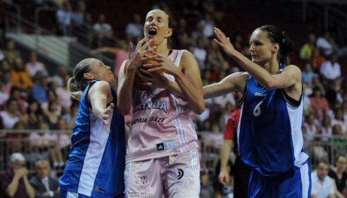 Латвия проиграла Словакии благотворительный матч