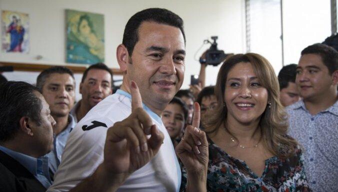 Gvatemala sola pārcelt vēstniecību Izraēlā uz Jeruzalemi
