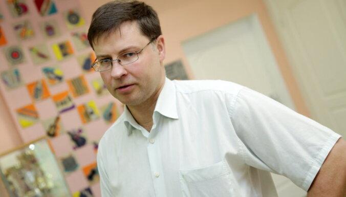 Домбровскис: назначение на пост вице-президента ЕК - слухи