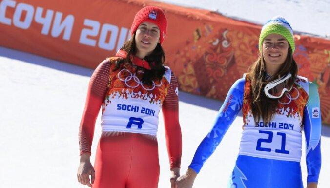 """На Олимпиаде в Сочи — первый """"распил"""" золотых медалей"""