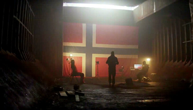 Tapis televīzijas seriāls, kurā Krievijas spēki okupē Norvēģiju