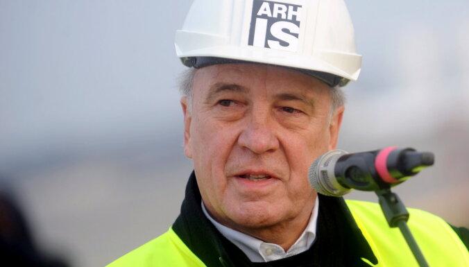 Arhitekts Kronbergs turpmāk turēs rūpi par Rīgas vēsturiskā centra saglabāšanu un attīstību