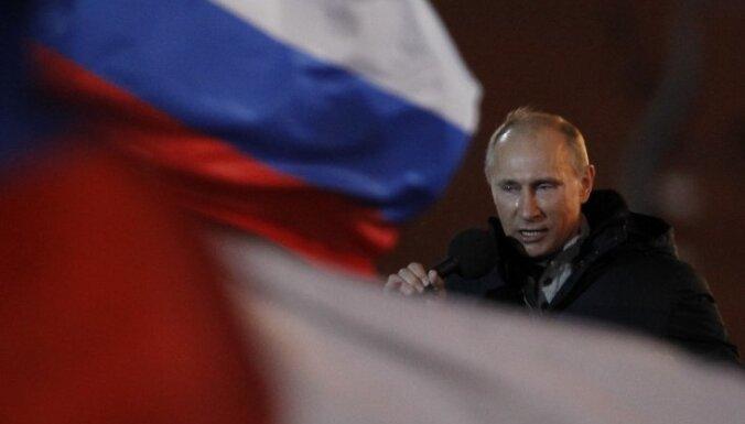 ЦИК России: каждый голос обошелся Путину в 9 рублей