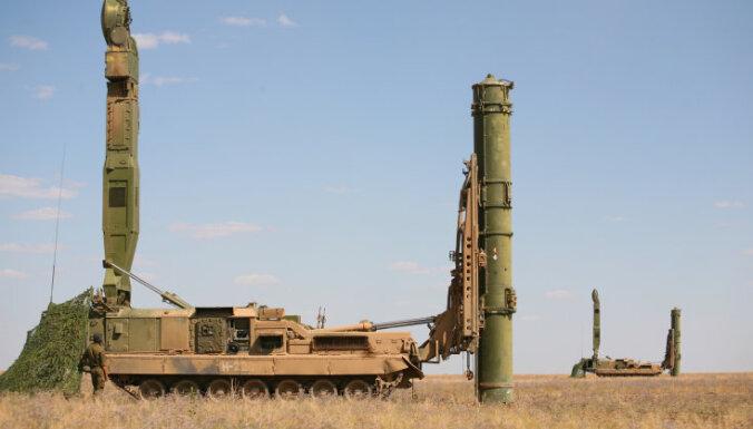 Россия готова сбивать любые неопознанные ракеты в Сирии