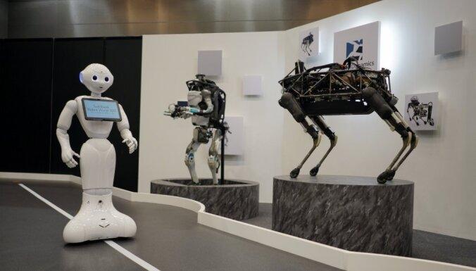 Eksperti: robotizācijas process ir pilnveidojams; vērtīgākais joprojām būs cilvēks