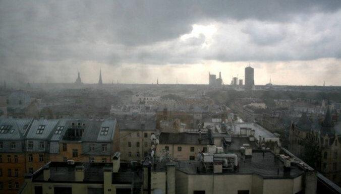 Синоптики: в субботу будет пасмурная погода, местами пройдут дожди