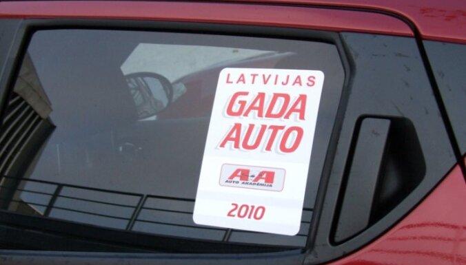 'DELFI Auto' reportāža: par 'Latvijas gada auto 2010' kļūst 'Opel Astra'