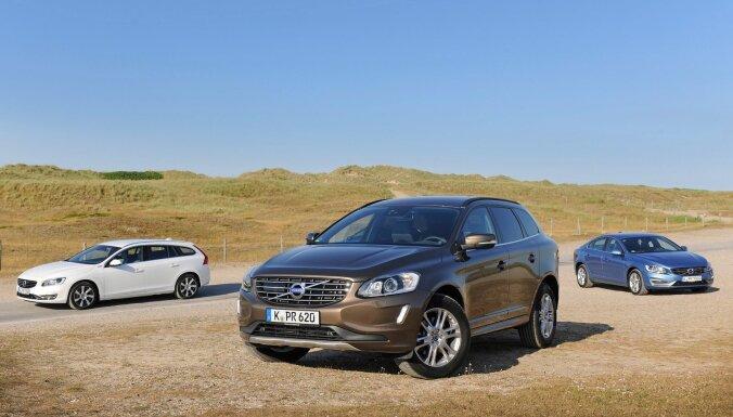 Dzinēja detaļas defekta dēļ 'Volvo' visā pasaulē atsauc pusmiljonu automašīnu