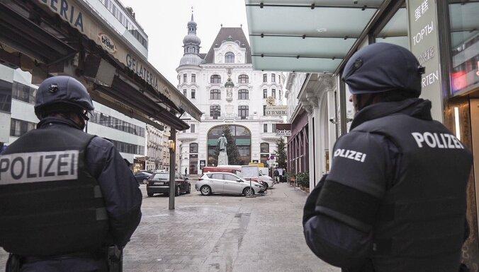 """Австрия: полицейский задержал """"латвийца"""", взломавшего банкомат"""