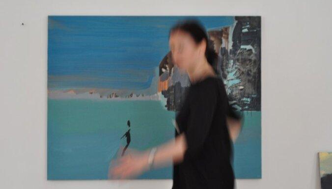 Daiga Krūze: 'Mākslinieka loma – radīt diskusijas, kas vedina uz pārdomām'