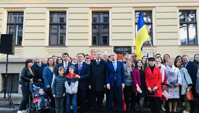 День с Зеленским. Как Латвия вернула кусочек Крыма, а Украина — почетное место меж двух Россий