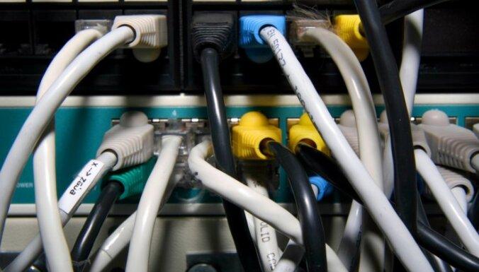 В Риге задержаны похитители кабеля Lattelecom