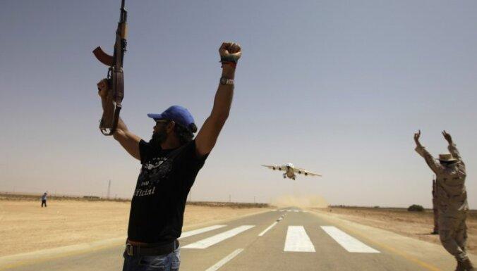 Ливийские повстанцы начали продавать нефть КНДР