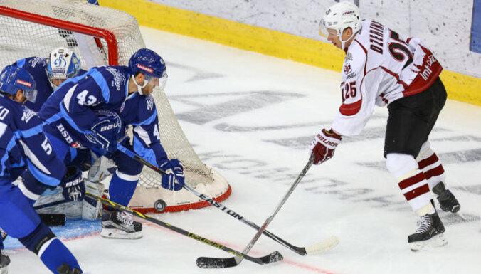Rigas Dinamo - Minskas Dinamo