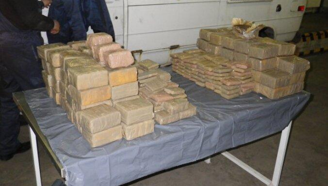 К берегам Северной Европы прибило центнер кокаина
