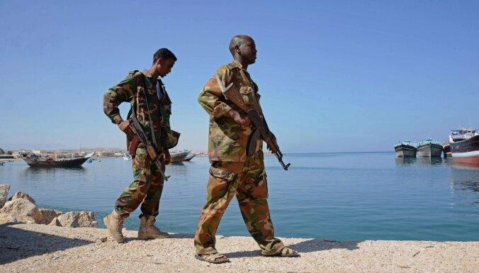 Islāmisti ielauzušies Somālijas cietumā; sadursmēs nogalināti septiņi karavīri