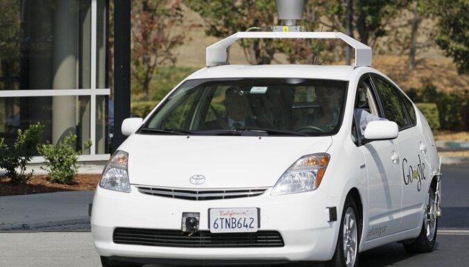 Google расширит производство беспилотных автомобилей