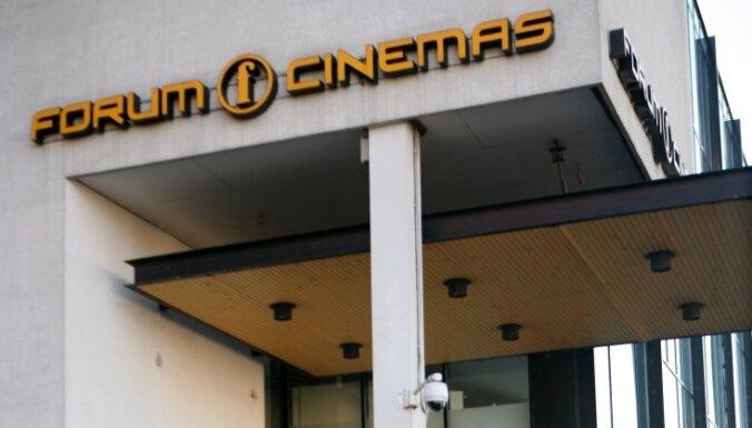'Forum Cinemas' apgrozījums 2017. gadā pieaudzis par 4,5%, peļņa samazinājusies