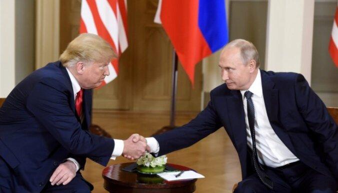 """""""Отложить противоречия ради общей цели"""": Путин и Трамп сделали совместное заявление"""