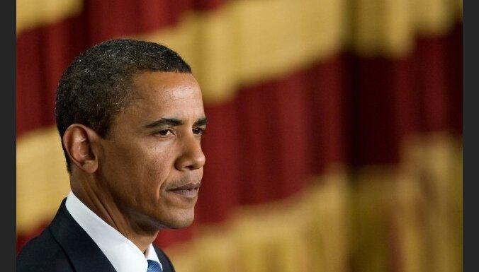 Рейтинг Обамы впервые упал ниже 60 процентов