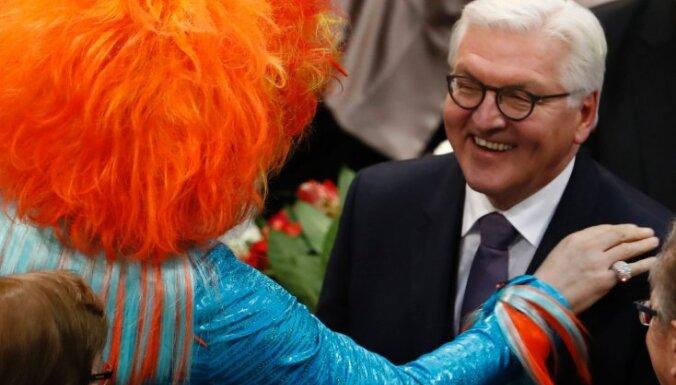 Vācijas jaunais prezidents būs Franks Valters Šteinmeiers