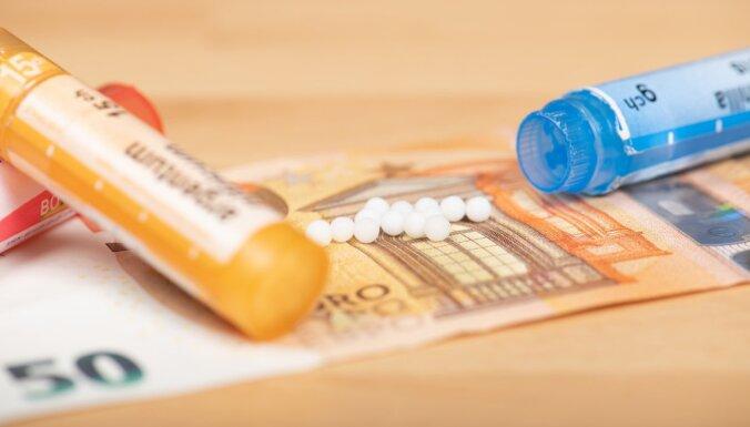 Viedoklis: homeopātija mūs no pandēmijas neglābs
