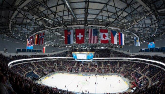 Latvijai netiek 2018.gada pasaules hokeja čempionāts