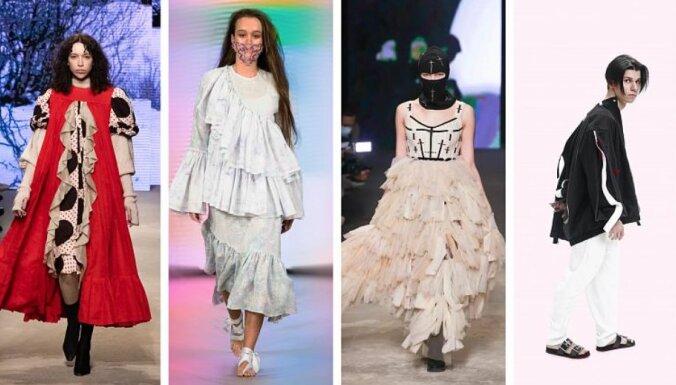 Четыре самых интересных и необычных российских дизайнеров Mercedes-Benz Fashion Week