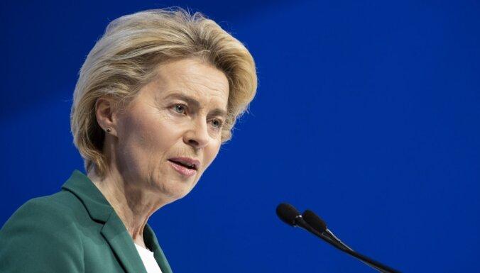 ES līderi brīdina Ķīnu par Honkongas drošības likumu