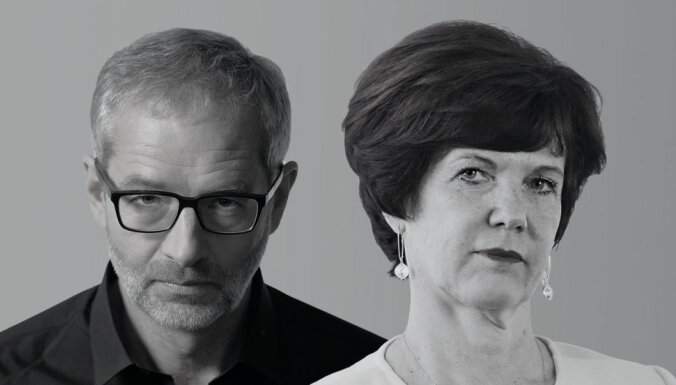 Delfi TV с Янисом Домбурсом: на вопросы отвечает Солвита Аболтиня (прямая трансляция)