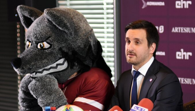 LFF ģenerālsekretārs skaidro situāciju par Latvijas izlases galveno treneri Stojanoviču