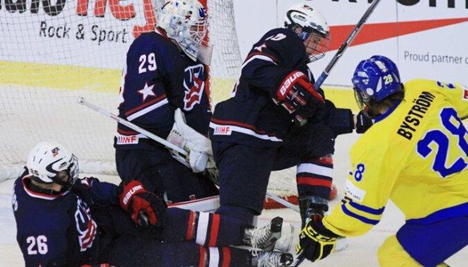 И вновь американские юниоры— сильнейшие хоккеисты в мире